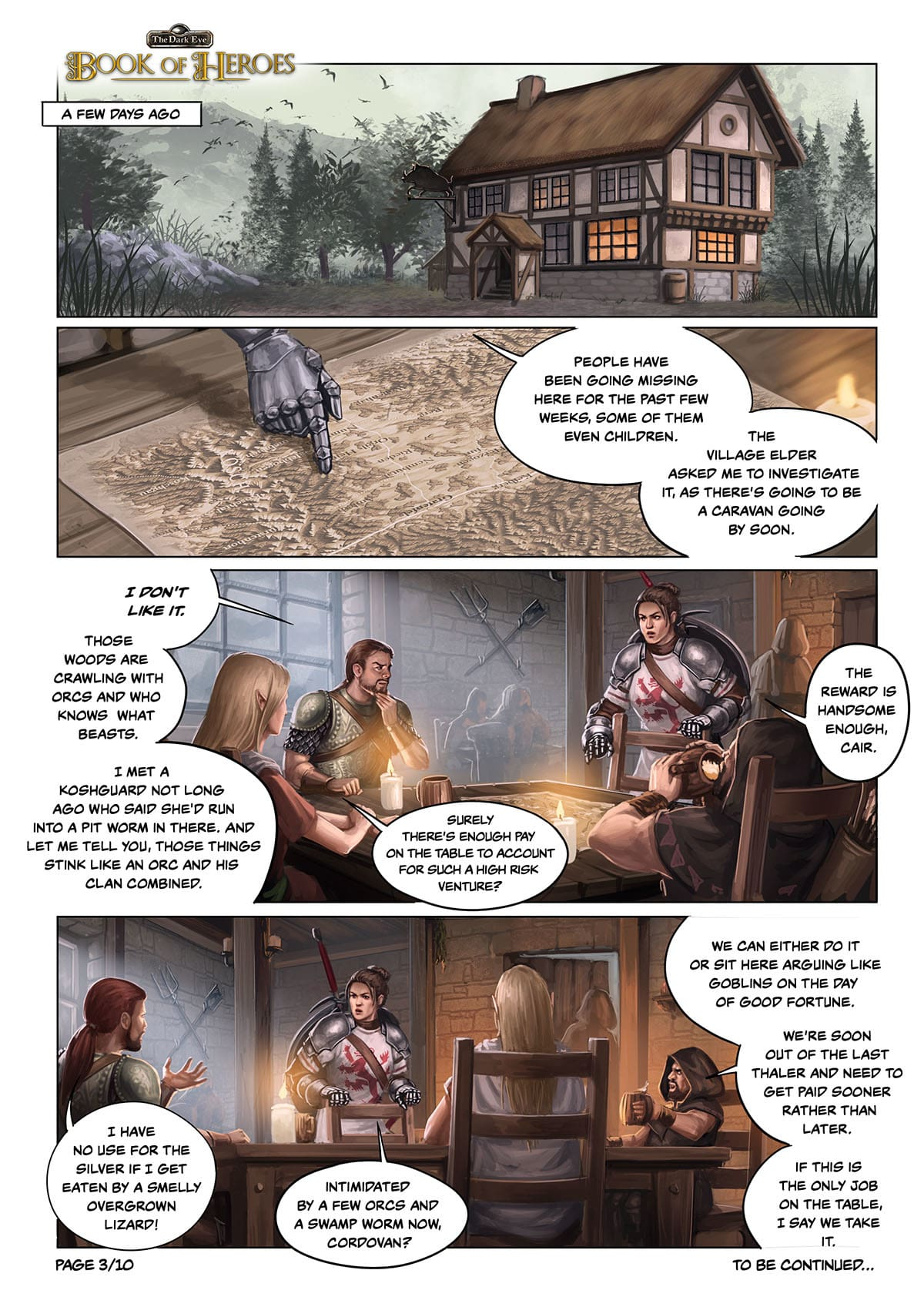 Book of Heroes Chapter 1 Page 3