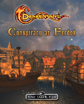 Conspiracy at Ferdok Cover