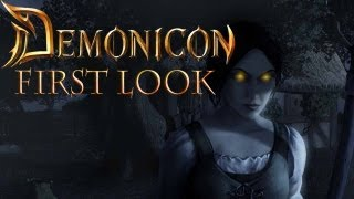 The Dark Eye: Demonicon - First Look