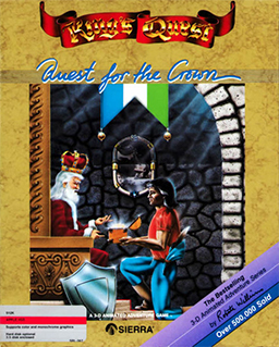 King's Quest 1: Quest For Crown