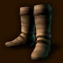 Wildlederstiefel ~ Buckskin Boots ~ Замшевые сапоги