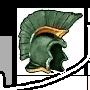 Bosparanischer Eisenhelm ~ Bosparanian Iron Helmet ~ Боспаранский железный шлем