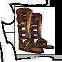 Bosparanische Sandalen ~ Bosparanian Sandals ~ Боспаранские сандалии