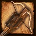 Eisenwalder ~ Marimrosha's Ironwood Crossbow ~ Арбалет Железный Лес