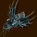 Wasserdraches Kopf ~ ~ Голова водного дракона