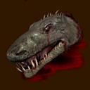 Tatzelwurmkopf ~ Linnorm Head ~ Голова татцельвурма