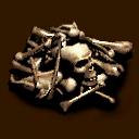 Hesperias Gebeine / Knochen ~ Hesperia's Remains ~ Останки женщины