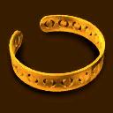 Goldarmband ~ Marimosha's Armband ~ Браслет Маримроши