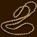 Goldkette ~ Marimosha's Necklace ~ Ожерелье Маримроши