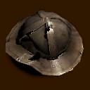 Zerbeulter Sappeurshelm ~ Dented Sapper's Helmet ~ Погнутый шлем сапера