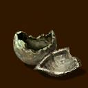 Kugelfragment ~ ~ Кусок пульки из металла