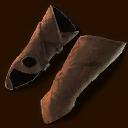 Geflochtene Lederarmschienen ~ ~ Плетеные кожаные наручи