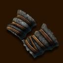 Stoffarmschienen ~ ~ Матерчатые обмотки для рук