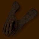 Verzierte Samthandschuhe ~ ~ Украшенные бархатные перчатки