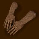 Dünne Stoffhandschuhe ~ ~ Тонкие матерчатые перчатки