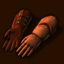 Verstärkte Lederhandschuhe ~ Heavy Leather Gloves ~ Упрочненные кожаные перчатки