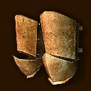 Bronzener Beinschienen ~ Bronze Greaves ~ Бронзовые поножи